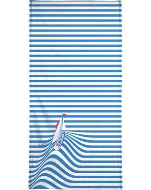 Sail Away Serviette de bain