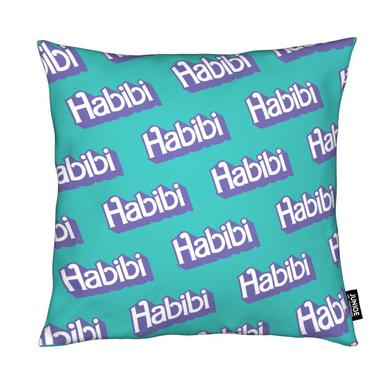 Habibi Pattern Coussin