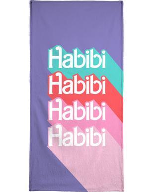 Habibi Rainbow  Serviette de plage