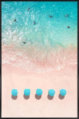 Cape Verde ingelijste poster