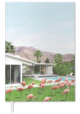 Flamingos in Palm Springs Terminplaner