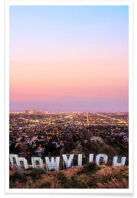 Hollywood -Poster