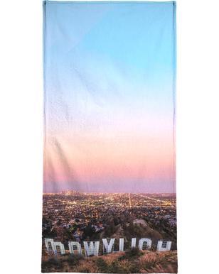 Hollywood -Handtuch