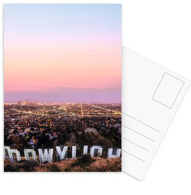 Hollywood Postkartenset
