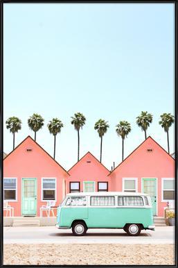 Oceanside Framed Poster