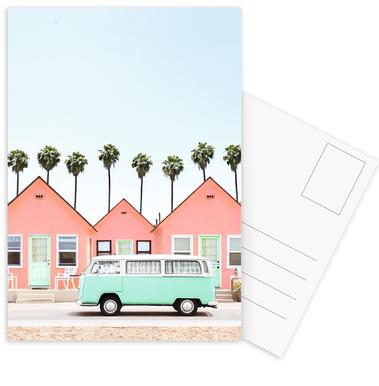 Oceanside Postcard Set