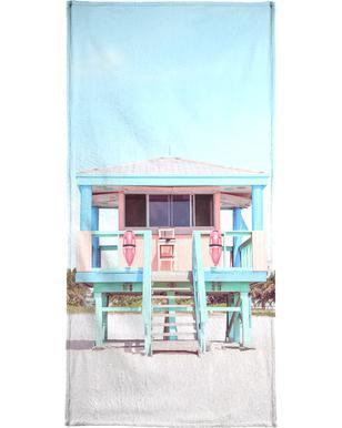 South Beach Strandtuch