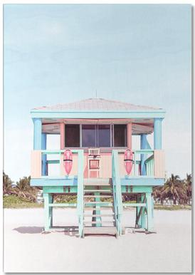 South Beach Notizblock