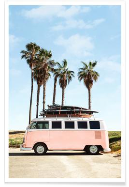 Venice Beach -Poster