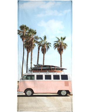 Venice Beach handdoek