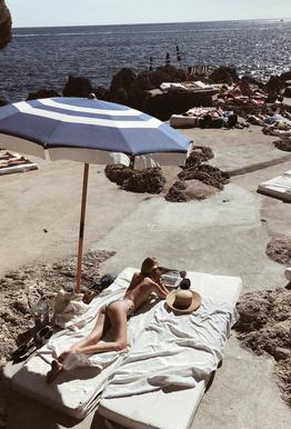 Capri Acrylic Print