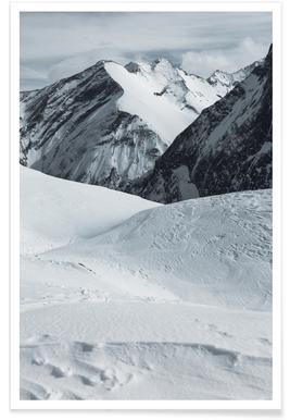 Mountains XVII -Poster