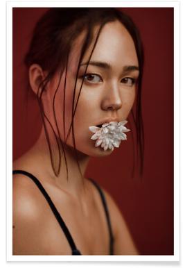 Flower I Poster