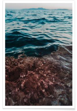 Water II Affiche