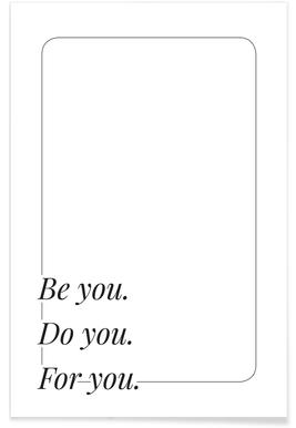 Be You -Poster