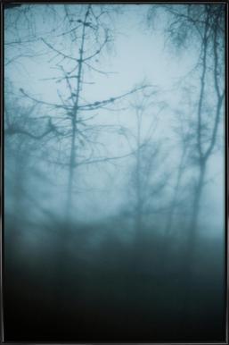 Naked Trees Framed Poster