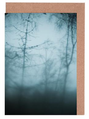 Naked Trees Greeting Card Set