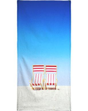 Beach Chairs  Serviette de plage
