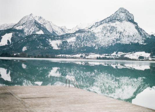 Austria Leinwandbild