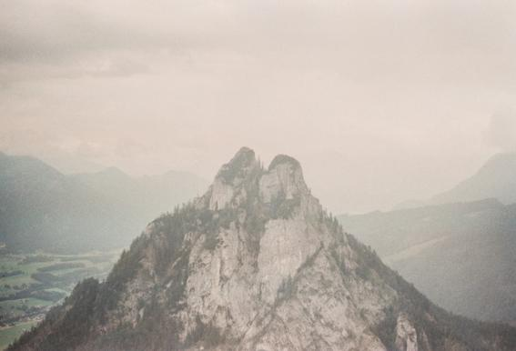 Breathe -Acrylglasbild