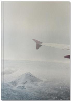Iceland Notizbuch