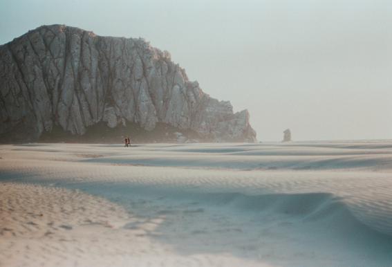 California -Acrylglasbild