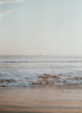 Ocean Breeze Leinwandbild