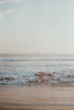 Ocean Breeze Acrylglasbild