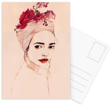 France -Postkartenset
