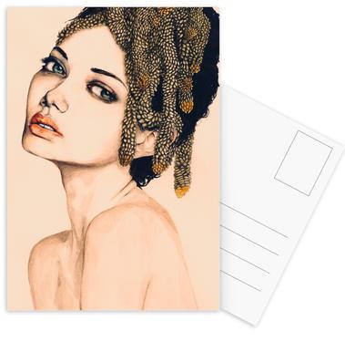 Lilli -Postkartenset