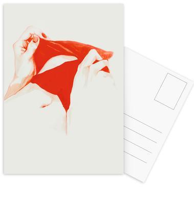 Underneath -Postkartenset
