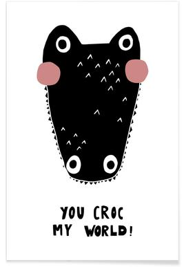You Croc My World! Poster