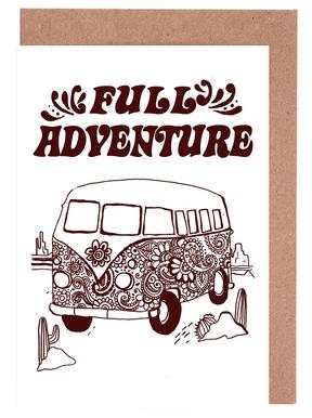 Full Adventure Greeting Card Set
