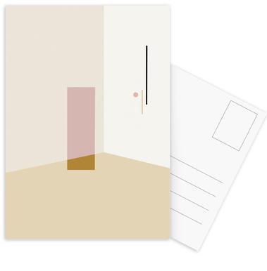 Separated 2 Postcard Set