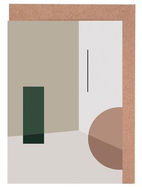 Separated 3 -Grußkarten-Set