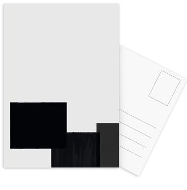 Three Dark Ones Postcard Set