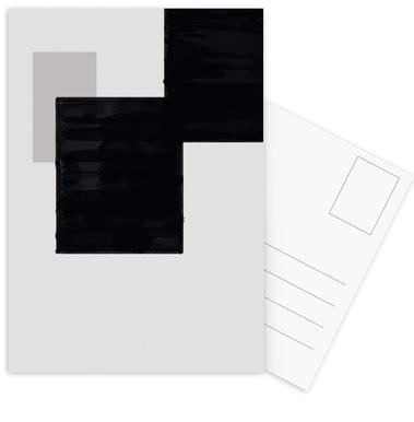 Dark and Brighter Postcard Set