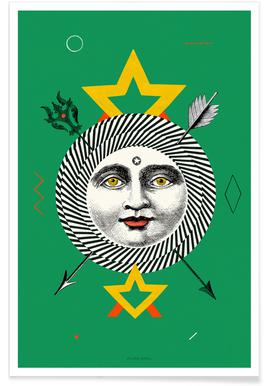 The Sun affiche