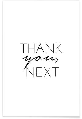 THANK YOU -Poster