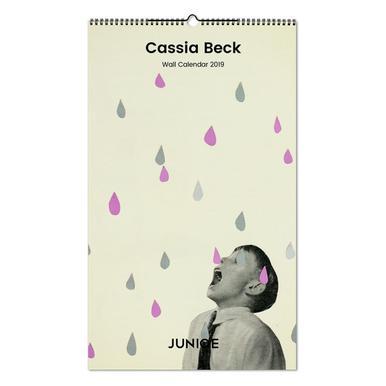 Cassia Beck 2019 Wall Calendar