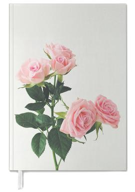 Spring Roses Personal Planner