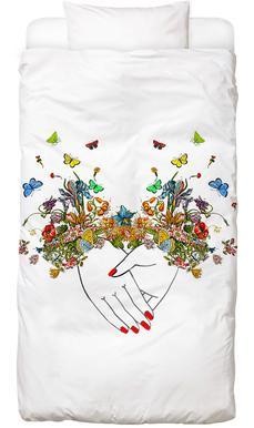 Girl Power Bestie Bed Linen
