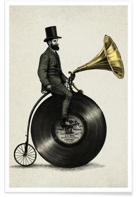Music Man -Poster
