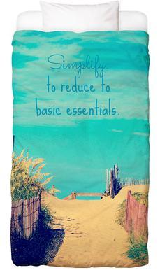 Simplify Linge de lit