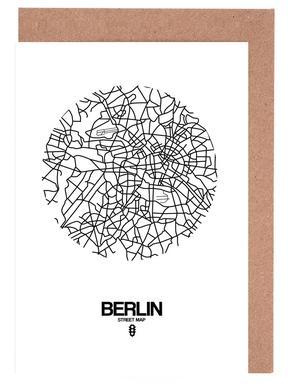 Berlin wenskaartenset
