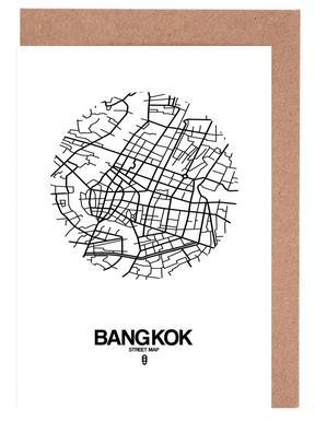 Bangkok wenskaartenset
