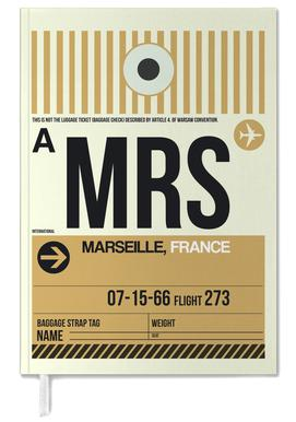 MRS - Marseille Personal Planner