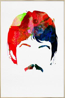 McCartney -Poster im Alurahmen
