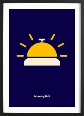 Morning Bell Framed Print