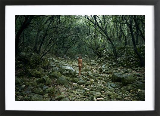 Vastness Framed Print